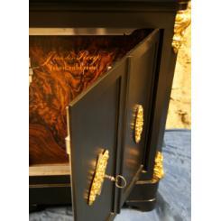 Антикварный сейф van der Ploeg safe, c 1870, Grouw- The Netherlands