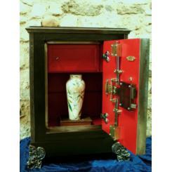 Антикварный сейф, 1880, Нидерланды