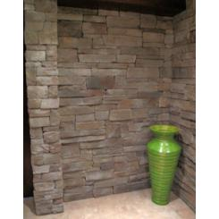 Каменные двери для скрытой комнаты с электромагнитным замком