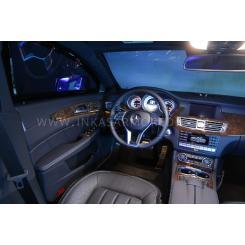 Бронированный автомобиль MERCEDES-BENZ CLS-CLASS