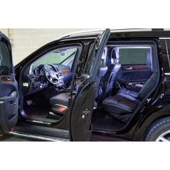 Бронированный автомобиль MERCEDES-BENZ GL550