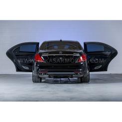 Бронированный автомобиль MERCEDES-BENZ S-CLASS