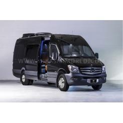 Броньований автомобіль MERCEDES-BENZ SPRINTER 3500