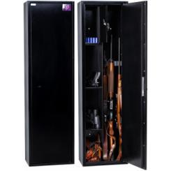 Оружейный сейф на 3 ствола Е-137К.Т1.П2.9005