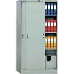 Металлический шкаф AMT 1891 (3 полки)