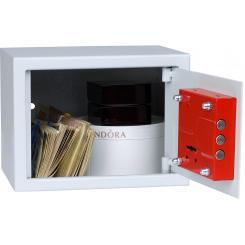 Мебельный Сейф БС-15К.7035