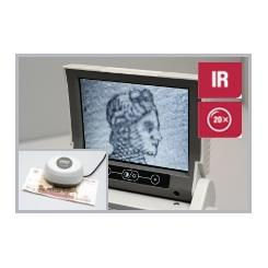 Многофункциональный просмотровый детектор валют (банкнот) PRO CL-16 IR LCD