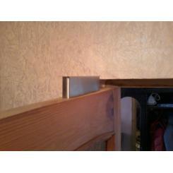 Врезной Сейф-тайник в двери, пол, стены SAFEDOOR (оцинкованный)