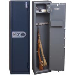 Сейф для ружья G.400.E (на 5 стволов)