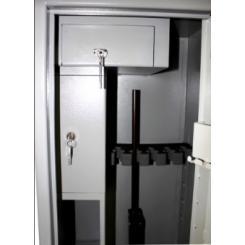 Сейф для ружья GE.600.E.L (5-10 единиц оружия)