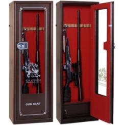 Сейф для ружья GG.500.LE (на 7 стволов)