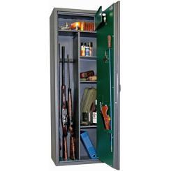 Сейф для ружья MAXI 5PE/К3 на 3 ствола