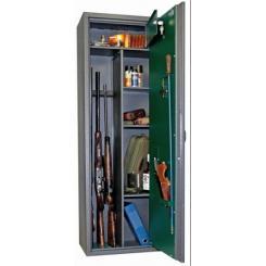 Сейф для ружья MAXI 5РMLG/К5 на 5 стволов