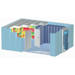 Огневзломостойкие модули для модульного хранилища Kaso EH