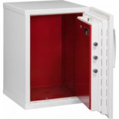 Огневзломостойкий сейф KASO E3 309 (Белый, пустой) T6530