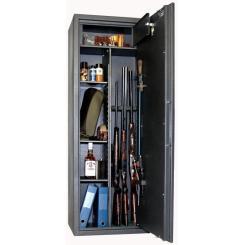 Сейф для оружия IVETA 5РMLG/К3 на 3 ствола