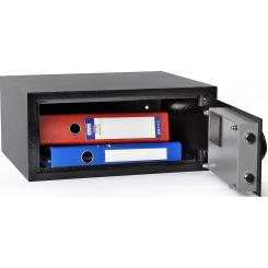 Мебельный сейф ЕС-26Е.9005