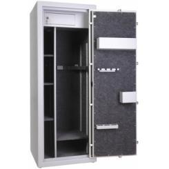 Оружейный сейф с органайзером внутри