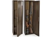 Збройовий сейф на 3 ствола Е-137К1.Т1.П2.8004