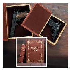 Сейф -Книга для пистолета