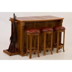 Стол для оружейной комнаты