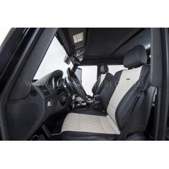 Бронированный автомобиль MERCEDES-BENZ G63 AMG