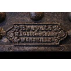 Антикварные сейфы France 17th century