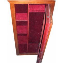 Оружейный сейф под заказ с отделкой из ценных пород древесины на 4 ствола ОР-Д 4а