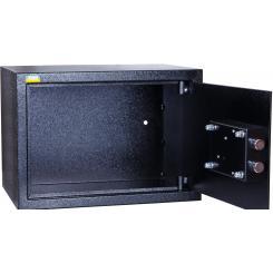 Мебельный сейф БС-25К.9005