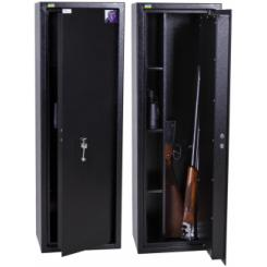Оружейный сейф на 3 ствола Е100К.П3.9005