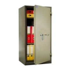 Огнестойкий шкаф сейфового типа BRANDMAUER BM-1260