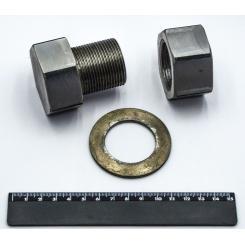 Сейф - болт тайник М36 50мм для драгоценных камней, денег, флешек памяти SD, MicroSD
