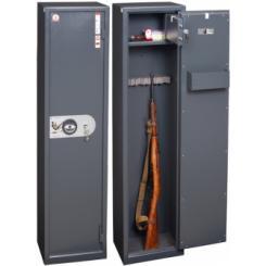 Сейф для ружья G.400.K(на 5 стволов)