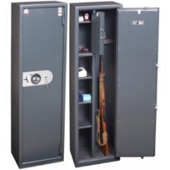 Сейф для ружья G.450.K (на 4 ствола)
