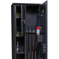 Сейф для рушниці GLST.130.K (на 3 ствола)