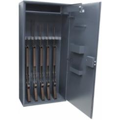Сейф для ружья GLT.700.K (на 8 стволов)