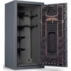 """Огневзломостойкий Оружейный Сейф Browning HR26FE """"Hunter"""" EL (черный глянец)"""