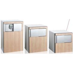 Взломостойкий огнестойкий сейф KASO серии E-500® модель Е3-509 (Панель Клен) 3-й класс