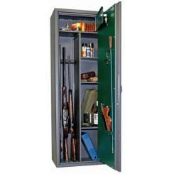 Сейф для ружья MAXI 5PM/К5 на 5 стволов