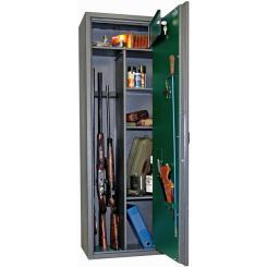 Сейф для ружья MAXI 5РMLG/К3 на 3 ствола