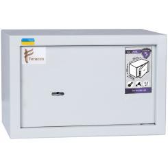 Мебельный Сейф БС-20К.7035