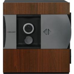 Огневзломостойкий сейф KASO E3 308 (Красное дерево) BRAVO