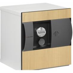 Огневзломостойкий сейф KASO E3 308 (Серый, берёза) T6530