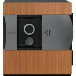 Огневзломостойкий сейф KASO E3 308 (Вишня) BRAVO