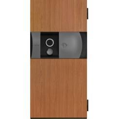 Огневзломостойкий сейф KASO E3 330 (Вишня)