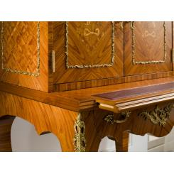 Письменный стол-сейф Agresti Classica TRIANON (827)