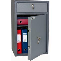 Офисный сейф NTL 15-53М с выдвижным ящиком