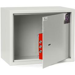 Мебельный сейф БС-25КД.7035