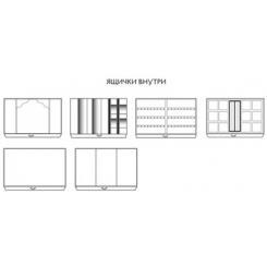 Сейф Agresti Design FORZIERE DI EBANO (939)