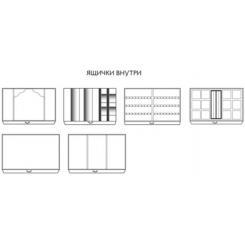 Сейф Agresti Design SEGRETO FOGLIA ORO (9002)